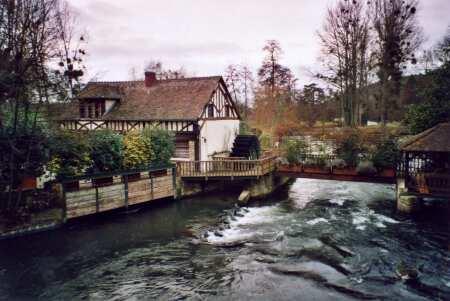La Normandie Moulin_cocherel