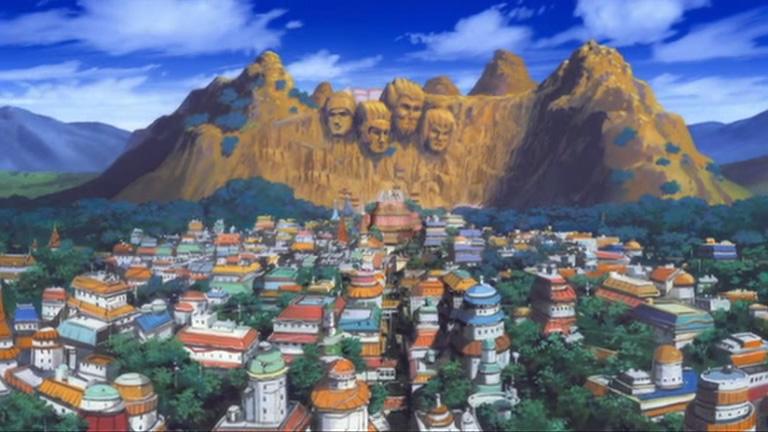 :بصمة ذهبية: | NEW AGE | الهوكاجي | تقرير عن كل من تولي هذا المنصب 6921_Konoha