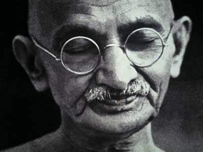 Mahatma Gandhi ( ë..