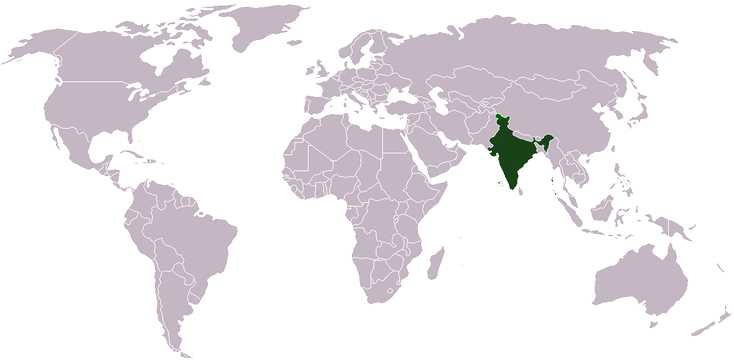 Everything about india the first page countries of the world the green shaded section is where india is gumiabroncs Image collections