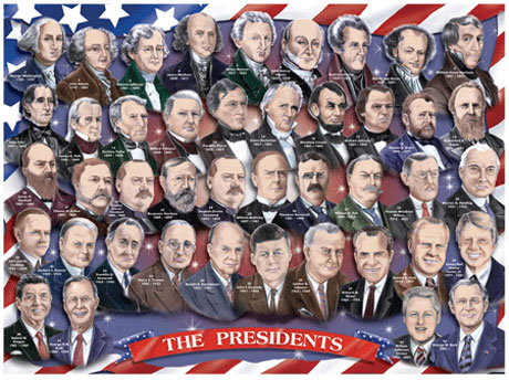 the united states has had 43 presidents in the past each person can be president up to 10 years after that we have an election - Presidents Of The United States Of America