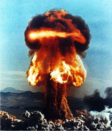 Et la guerre nucléaire a la fin de la seconde