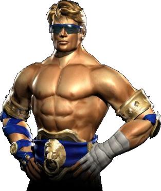 Megapost = Johnny Cage - Toda su vida en Mortal Kombat !!!