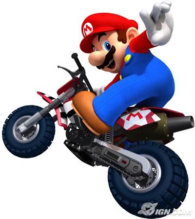 Les Motos Mario Kart Wii Astuces De Jeux Vidéos