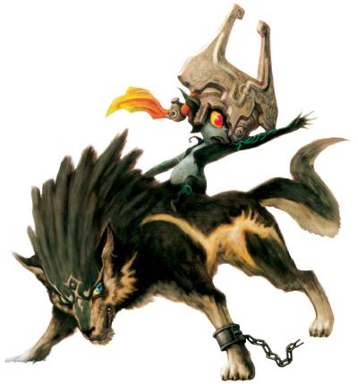 Link en loup