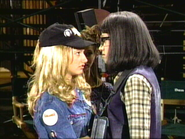 Ashley was also on the AMANDA SHOW .. Others - Ashley Tisdale