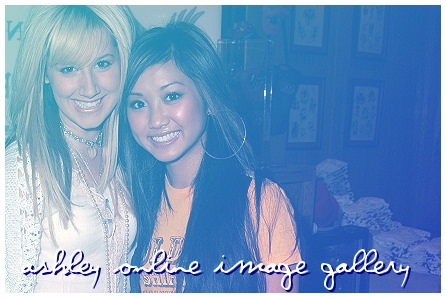 Here are some great pics thanks to .. Others - Ashley Tisdale