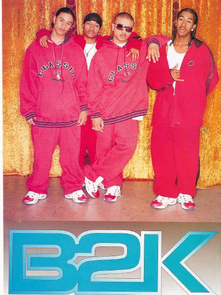 Lil Fizz Of B2k Iz Back Music