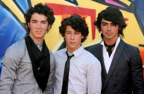Jonas Brothers Today Jonas Brothers Today in 2008
