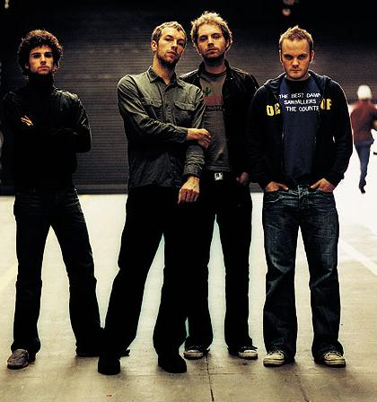 23492 coldplay1 - Coldplay'e H�rs�zl�k Su�lamas�
