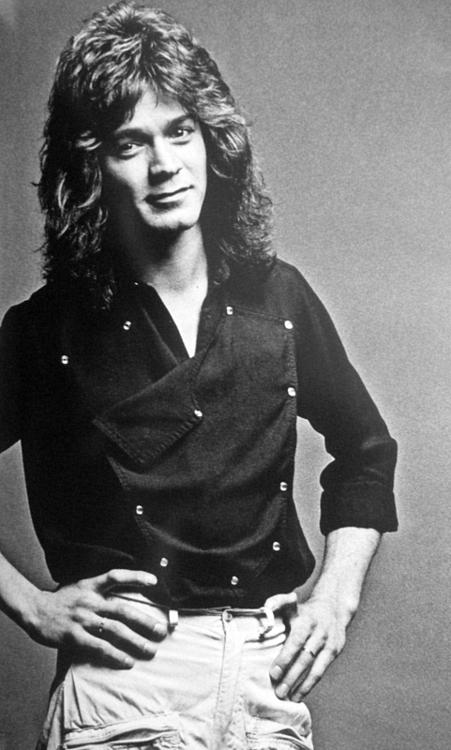 Beautiful   Eddie Van Halen Young