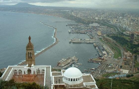 مدينة وهران - الجزائر -شمال افريقيا