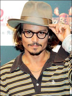 Johnny Depp - Celebrities