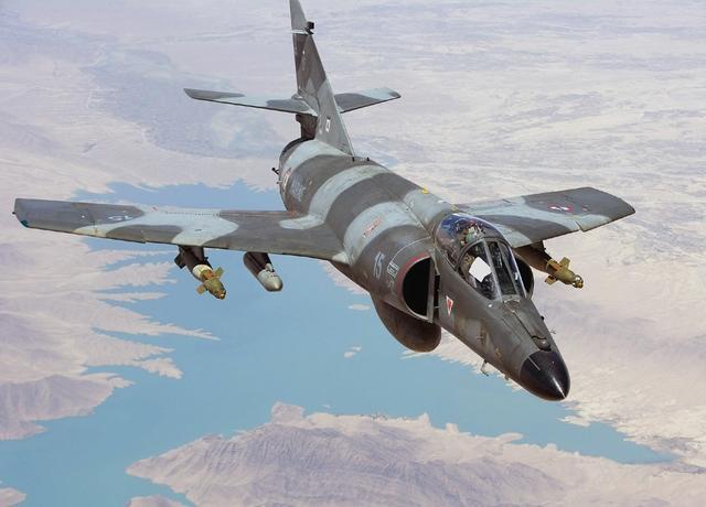 Aviones de combate argentinos
