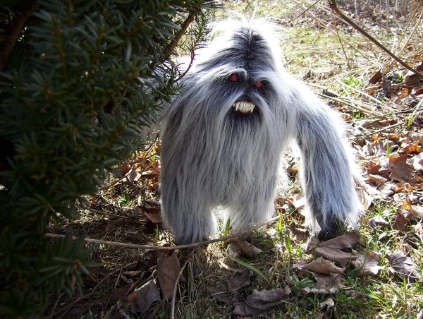 or even a yeti