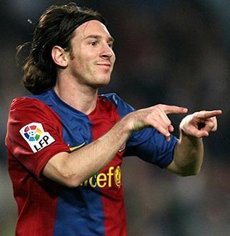 C'est qui Lionel Messi
