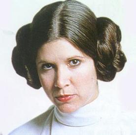 Carrie Fisher Princess Leia