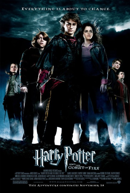 alan rickman harry potter. Harry Potter amp; The Goblet Of